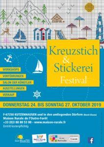 Kreuzstcihfestival 2019