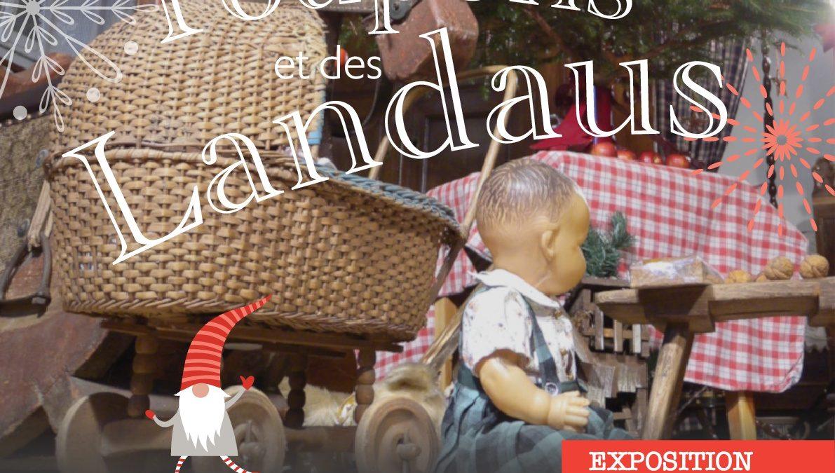 Exposition des Poupons et Landaus