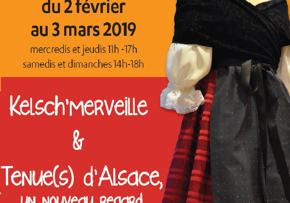 Kelsch'merveille § Tenue(s) d'Alsace, un nouveau regard