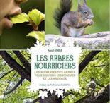 """Ouvrage de Pascal Gérold """"Les arbres nourriciers """""""