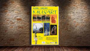 Affiche Mus'Art 2019