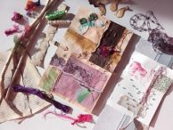 photo stage Art journal