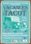 AFFICHE VACANCES EN TACOT